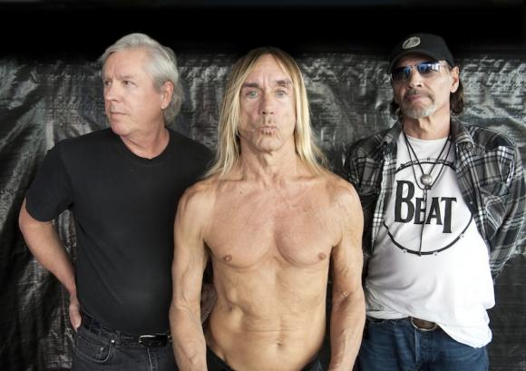 Iggy and the Stooges bei Greenville Festival bei Berlin