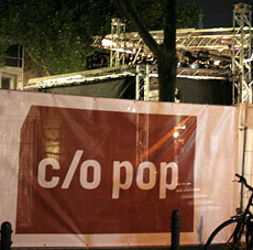Das c/o pop Blog