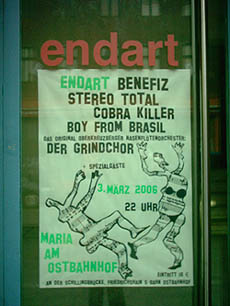 Is this the end of bizarre and strange in Kreuzberg 36?