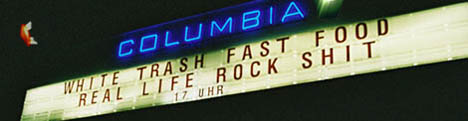 White Trash Fast Food Real Life Rock Drama