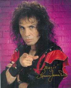 Metal legend Dio dies.