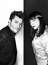 "Miss Kittin & The Hacker schenken ""1000Dreams"", neues Album ""Two"", mehr …"